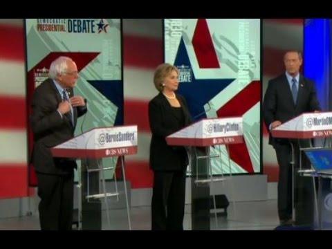 Bernie Sanders On Healthcare   CBS Democratic Presidential Debate