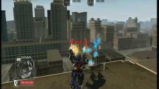 Transformers 2 - Multiplayer [Gameplay 1]
