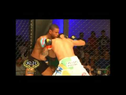 "Imperium MMA Pro 1 - Antônio ""Malvadeza"" X Carlos Alberto"