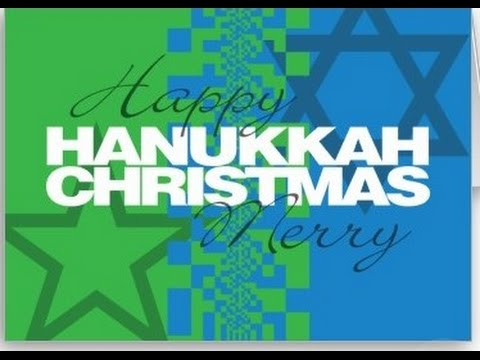 Holiday Seasons Christmas and Hanukkah - YouTube