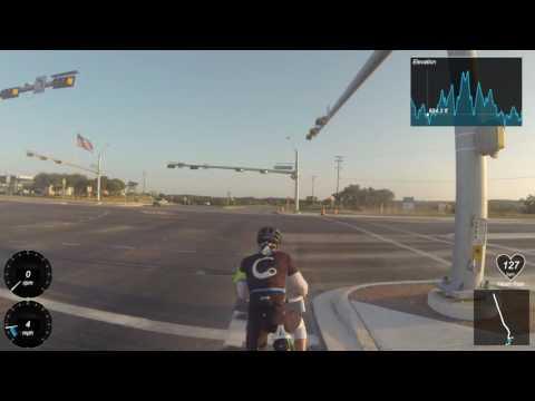 Austin Road Cycling - Parmer/Ronald Reagan - Feiyu Tech FY-WG Gimbal