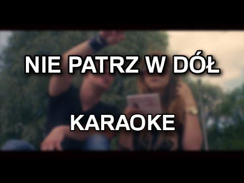 DJ Remo ft. Azzja - Nie patrz w dół [karaoke/instrumental] - Polinstrumentalista