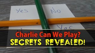 Charlie Can We Play? Secrets Revealed!
