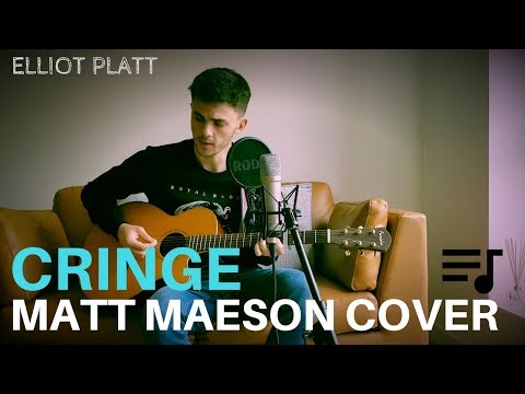 Cringe - Matt Maeson Acoustic Cover