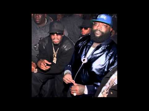 RICK ROSS FT P DIDDY- SPECIAL SITUATION / FOUNTAIN BLUE