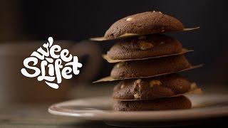 Шоколадное Печенье с Арахисом    iCOOKGOOD on FOOD TV    Выпечка