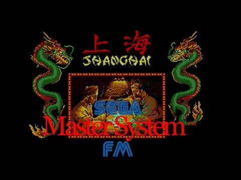 Shanghai FM - Sega Master System [004] PlayThru