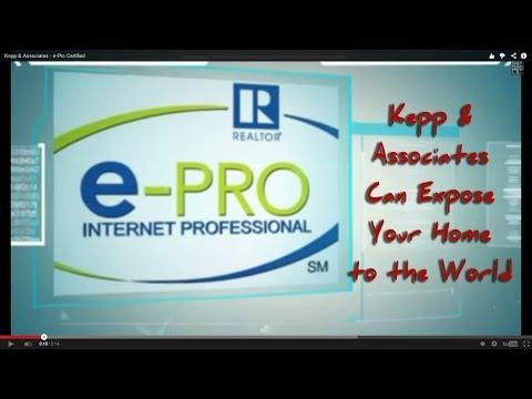 Kepp & Associates - e-Pro Certified