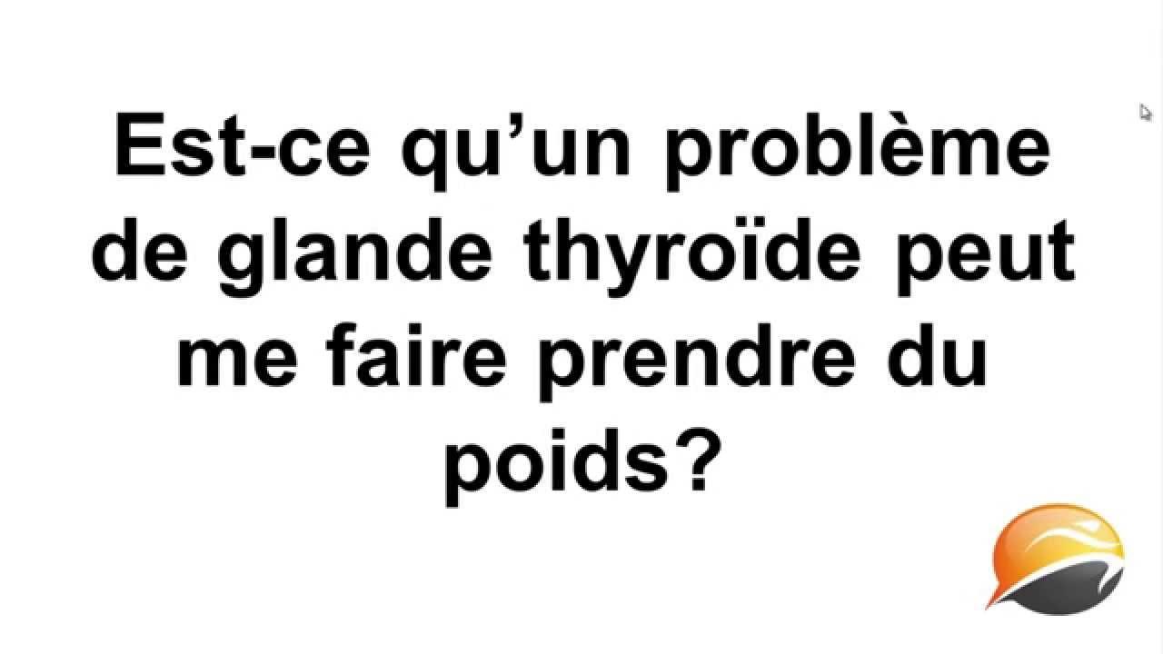 probleme de thyroide que faire
