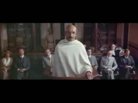 Ghandi - Trailer.