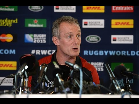 Rob Howley 'You back your players and they'll give 100%' | WRU TV
