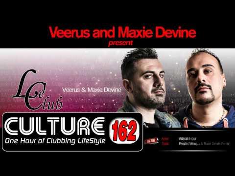 Le Club Culture Radioshow Episode 162 (Veerus & Maxie Devine)