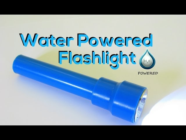 Water powered flashlight 7 steps with pictures solutioingenieria Image collections