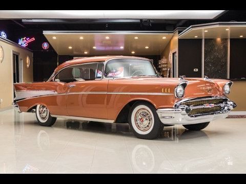 1957 Bel Air For Sale