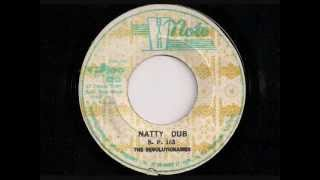 CULTURE - Natty Never Get Weary + Natty Dub - JA High Note 1978
