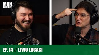M.C.N. Podcast 14   Liviu Lucaci, rector U.N.A.T.C.   Actoria, materie în școli