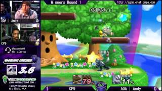 SG at GU 8.4: AOA | Andy (Wolf) vs SUVGA | CP9 (Olimar)
