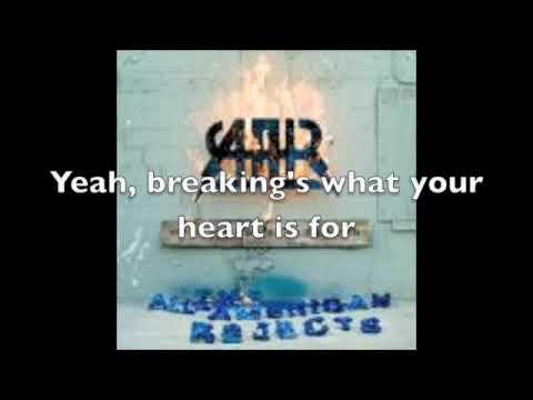 all american rejects breakin' mp3