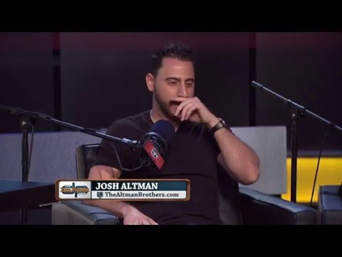 Josh Altman & Heather Bilyeu on The Dan Patrick Show (Full Interview) 02/08/2016