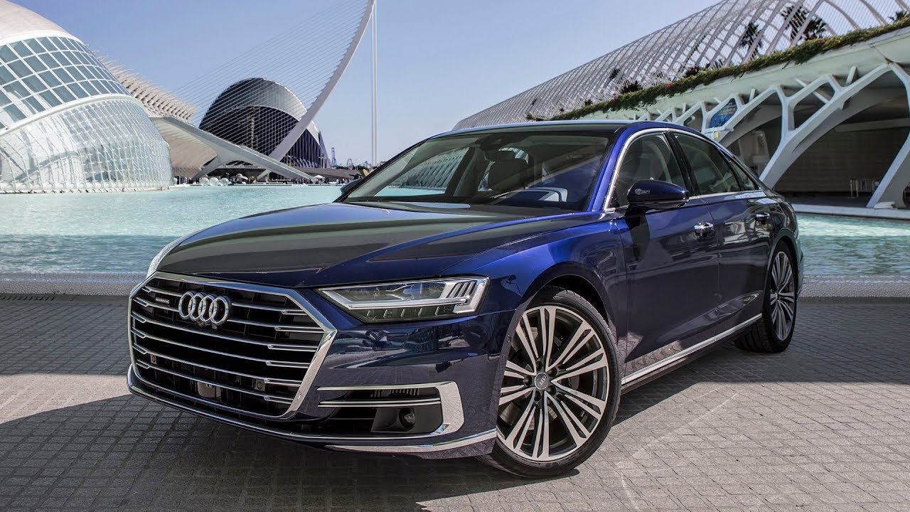 It S Here 2019 Audi A8 Worlds Most Tech Packed Car Details
