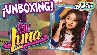 Unboxing Soy Luna -temporada 2- Billiken Panini #05