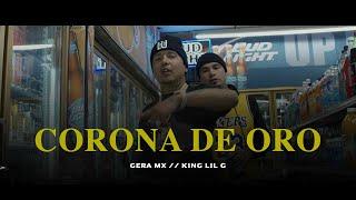 Gera MX, King Lil G - Corona de Oro (Video Oficial)