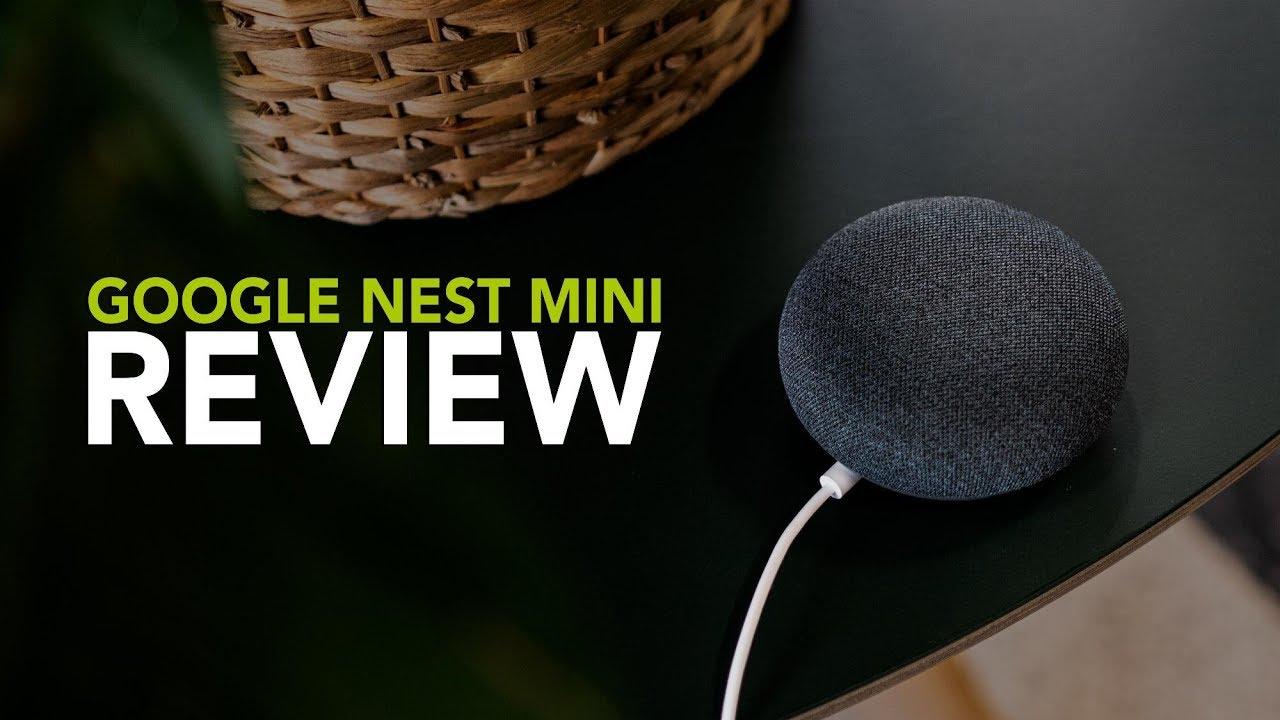 Google Nest Mini review: fijn apparaat met een nieuw nadeel