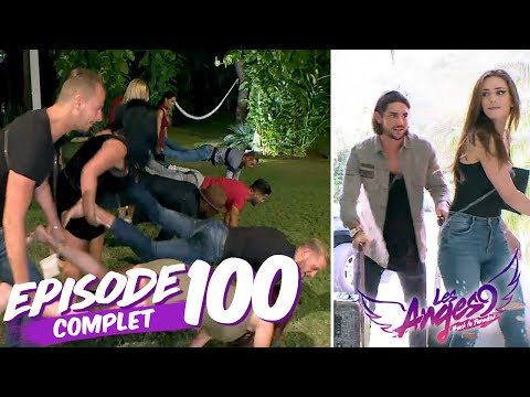 💸 Les Anges 9  (Replay) - Episode  100 : Ellen & Rawdolff de retour !