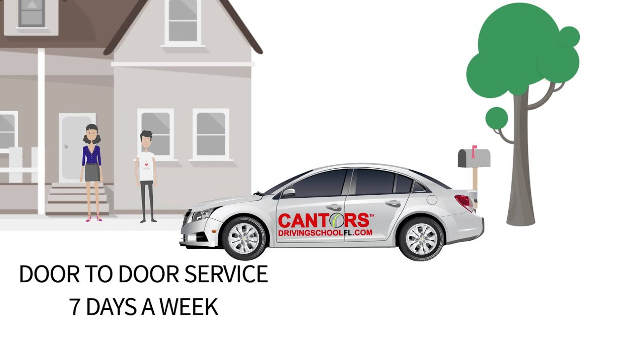 Cantors Driving School In Florida Youtube