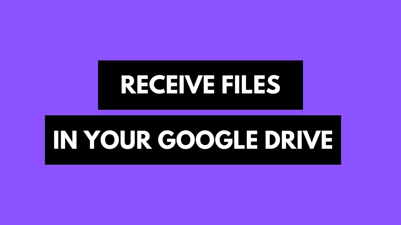 Upload Files to Google Drive with Forms and Google Scripts