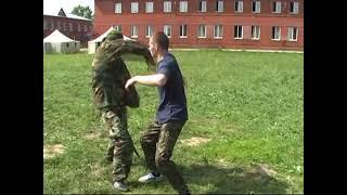 Самозащита против ножа- Система Спецназ