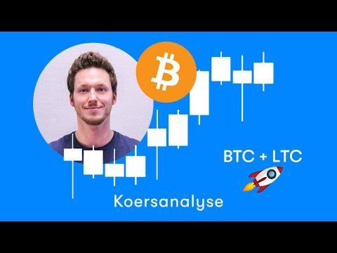 Bitcoin Koers Terug Naar 10.000 Dollar? + Litecoin Op Weg Naar De Halving | Analyse Week 27, 2019