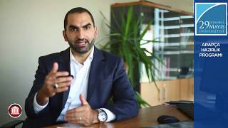 Arapça Hazırlık Sınıfı - Dr. Öğr. Üyesi İbrahim Helalşah