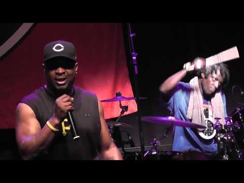 Public Enemy - Chuck D and Flavor Flav Live @ Metropool Hengelo