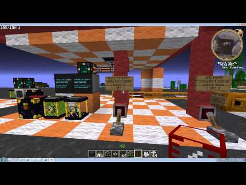 BeachBlock Modsplosion Minecraft [E004] - Industrial Squeezer & Fermenter from YouTube · Duration:  27 minutes 41 seconds