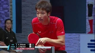 2017 T2 APAC (Round 5) Teams :: Michael MAZE Vs Jorgen PERSSON [Full Match/Chinese|HD]
