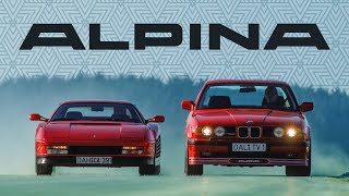 The Story Of Alpina - Power & Style | Legendary Tuners