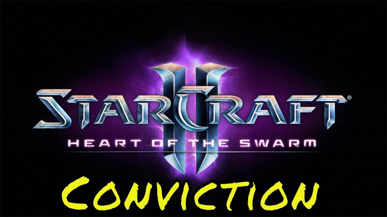 Campaign/Conviction - Liquipedia - The StarCraft II Encyclopedia