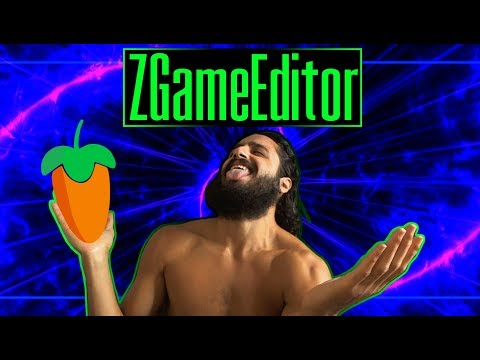 How To Use ZGameEditor Visualizer - Easy Graphics / Visuals  - FL Studio 12 Tutorial