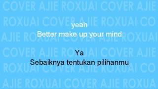 What do you mean Terjemahan lirik Lagu indonesia