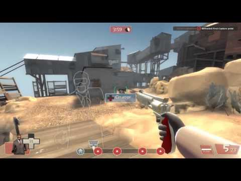 TF2: Toy Soldier and Sneaky Spy [Live Commentary]