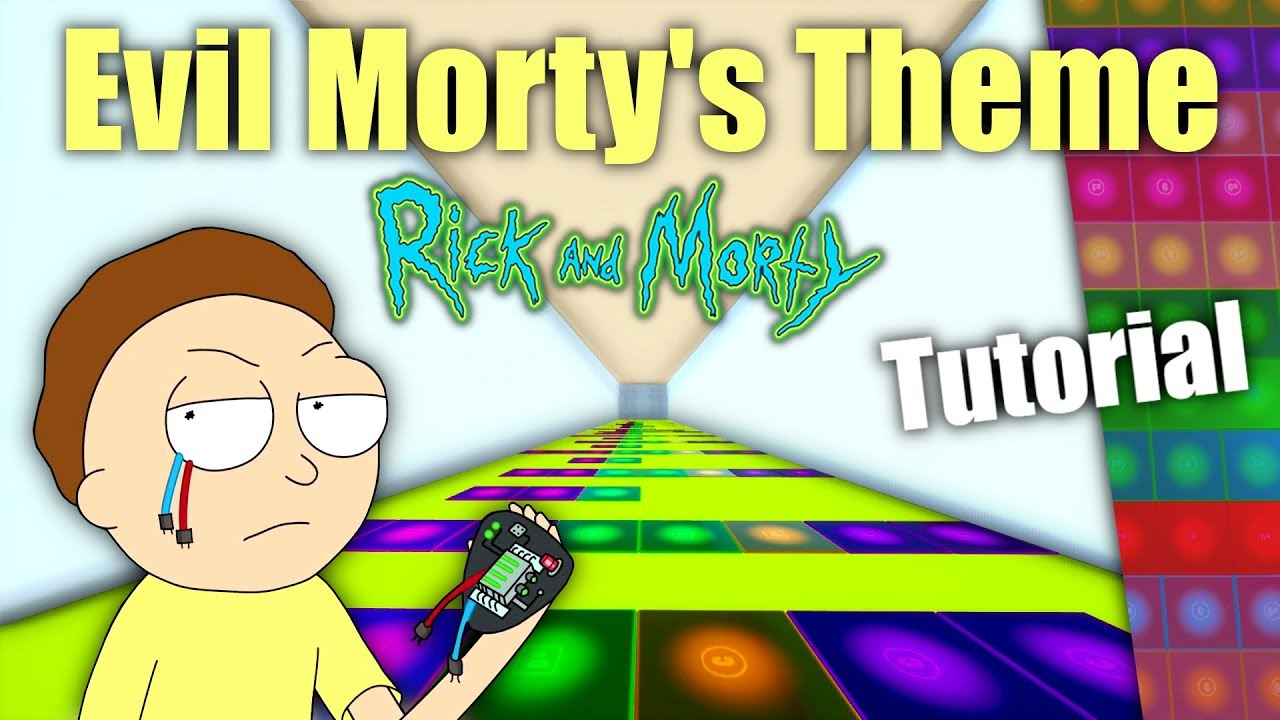 Download Evil Morty's Theme Song (Fortnite Music Block Tutorial)