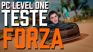 O PC MAIS BARATO DA CHIPART! no Forza Horizon 3