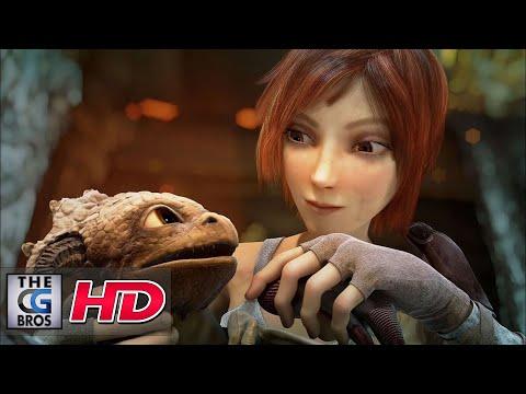 "CGI 3D Animated Short Classic HD: ""Sintel"" - by Blender Foundation"
