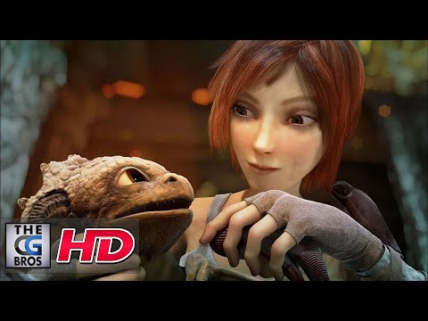 CGI 3D Animated Short: 'Sintel' - by Blender Animation Studio | TheCGBros