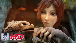 CGI 3D Animated Short: 'Sintel'  by Blender Animation Studio | TheCGBros