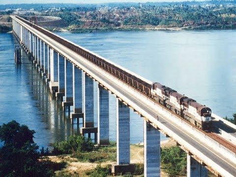 Conhecendo MARABÁ PA #3ª Parte - Ponte Mista