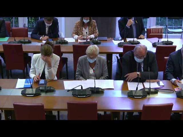 Table ronde sur la prévention du cancer de la prostate -  commission des affaires sociales