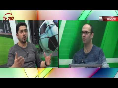 TV 262 - SPOR41 19.BÖLÜM | tv262 tv