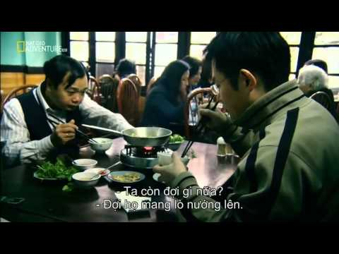 Exotic Street Foods in Hanoi, Vietnam - Travel Guide Video